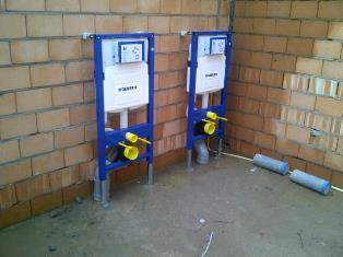 aansluiting toiletten