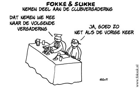 Algemene Leden Vergadering @ Clubhuis WSV Maurik | Maurik | Gelderland | Nederland